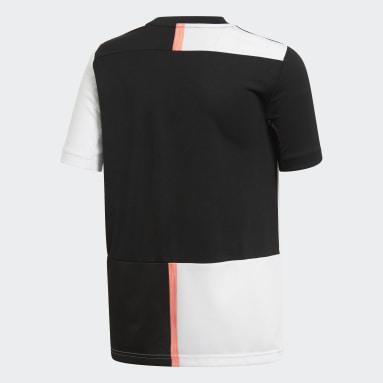 Genç Futbol Siyah Juventus İç Saha Forması