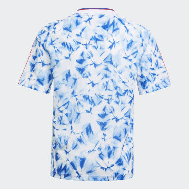 Camiseta Manchester United Human Race Blanco Niño Fútbol
