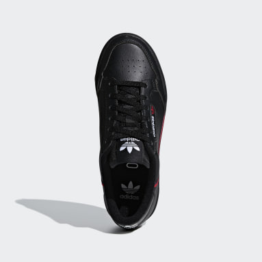 Chaussure Continental 80 noir Adolescents Originals