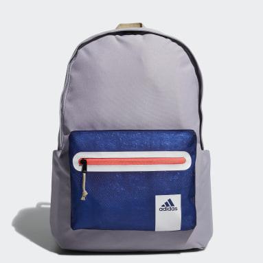Training Grey Classic Trans Backpack