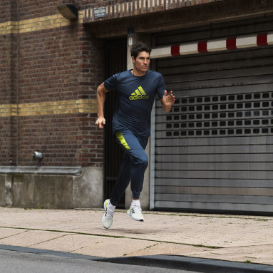 Tenis Response Super Blanco Hombre Running