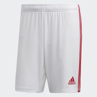 Shorts Titular Arsenal Blanco Hombre Fútbol