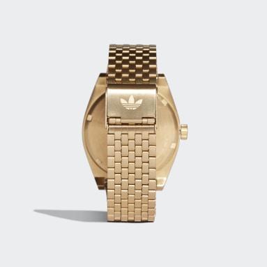 Originals Goud PROCESS_M1 Horloge