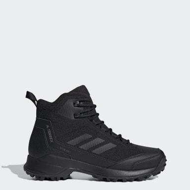 черный Ботинки для хайкинга Terrex Frozetrack Winter