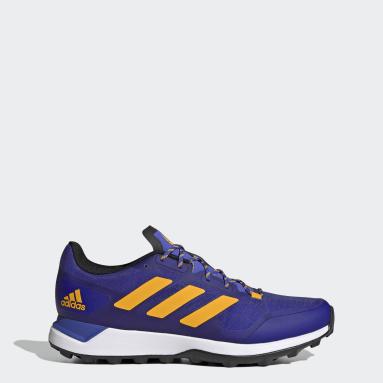 Sapatos Zone Dox 2.0S Azul Hóquei Em Campo