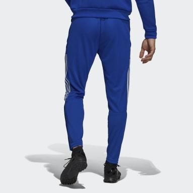 Muži Fotbal modrá Tréninkové kalhoty Boca Juniors