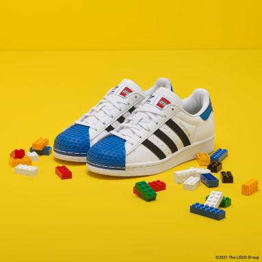 Scarpe adidas Superstar 360 x LEGO® Bianco Bambini Originals