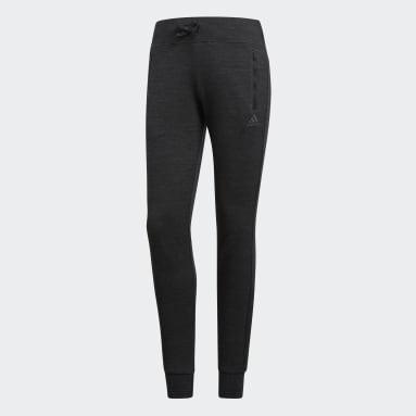 Women Sportswear Black ID Pants