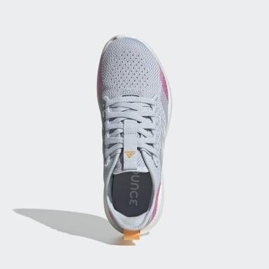Zapatillas Fluidflow 2.0 Gris Mujer Running
