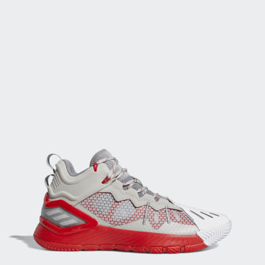 Basketball Grey D Rose Son of Chi Shoes - Godspeed