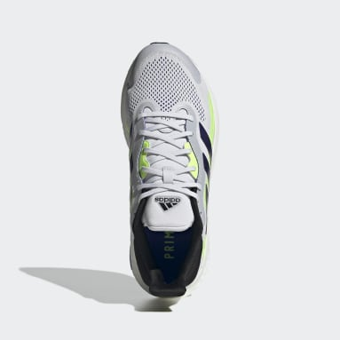 Tenis SolarGlide 4 ST Gris Hombre Running