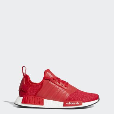 Chaussure NMD_R1 rouge Originals