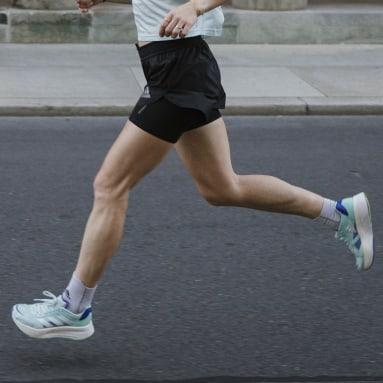 Running Adizero Boston 10 Laufschuh Grün