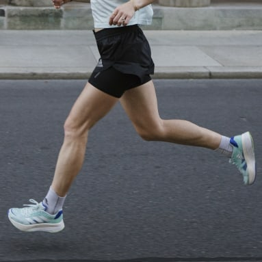 Løb Grøn Adizero Boston 10 sko