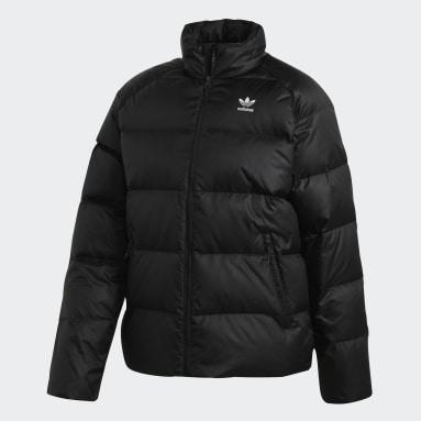 Herr Originals Svart Down Jacket