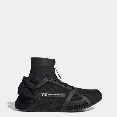 Y-3 čierna Y-3 RUNNER 4D IOW