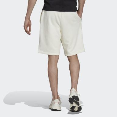 Men Originals White R.Y.V. Shorts