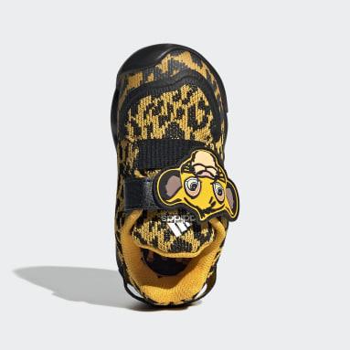 Infants Training Yellow Disney Simba Lion King ActivePlay Shoes