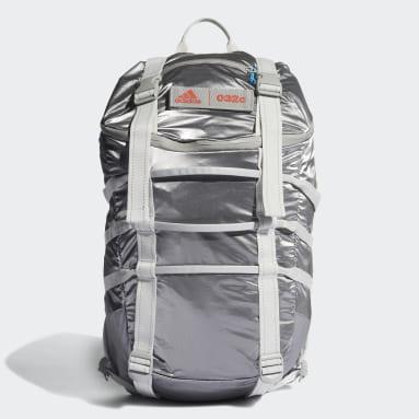 серый Рюкзак 032c