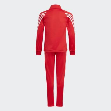 красный Спортивный костюм Team Regular 3-Stripes