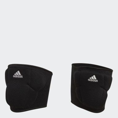 Youth Volleyball Black 5-Inch Volleyball Kneepads