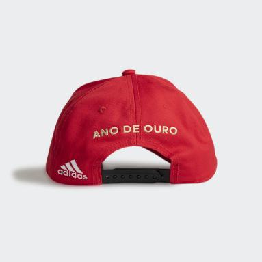 Boné Snapback CR Flamengo Vermelho Futebol