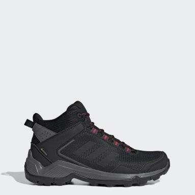 Women TERREX Grey Terrex Eastrail Mid GTX Shoes