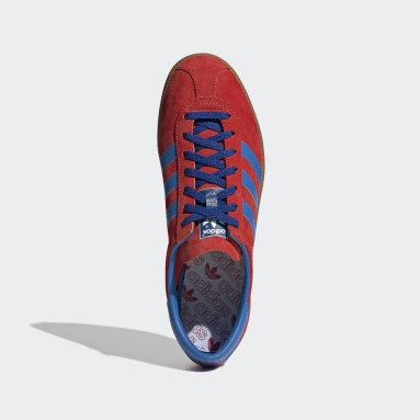 Originals Rouge Schuh Rot