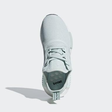 Kadın Originals Yeşil NMD_R1 Ayakkabı