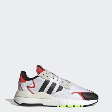 Originals Beyaz Nite Jogger Ayakkabı