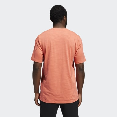 Men's Training Pink City Elevated Tee