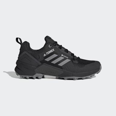 Men's TERREX Black Terrex Swift R3 GORE-TEX Hiking Shoes