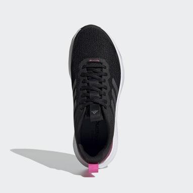 Zapatillas Fluidstreet Negro Mujer Running