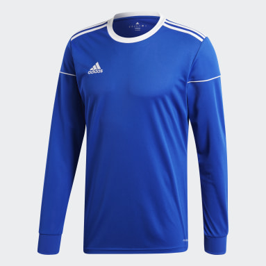 Maillot Squadra 17 Bleu Hommes Football