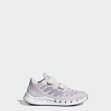 Kids Running Pink Climacool Ventania Shoes