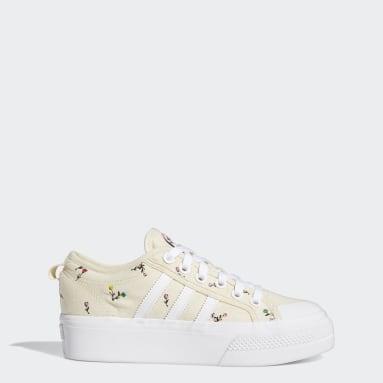 Dam Originals Vit Nizza Platform Shoes