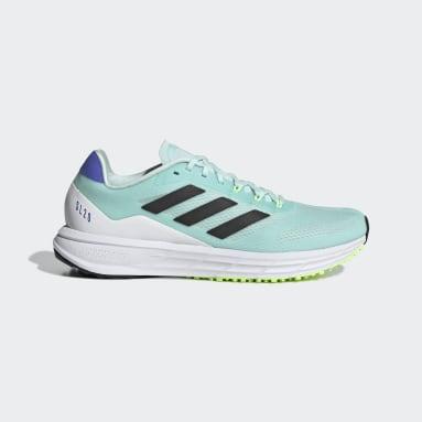 Chaussure SL20.2 Vert Femmes Running