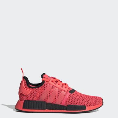 Men Originals Pink NMD_R1 Shoes