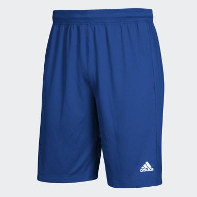 Men's Training Blue Clima Tech Shorts