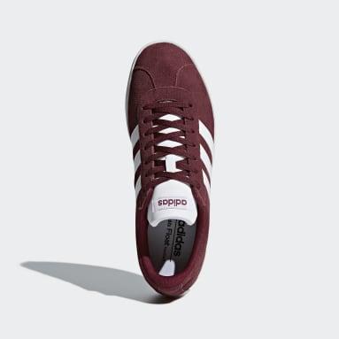 Dam Walking Burgundy VL Court 2.0 Shoes