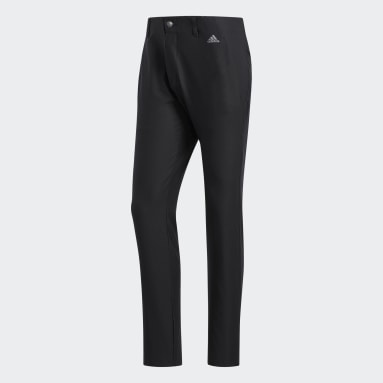 Pants Ultimate365 Tapered 3 bandas Negro Hombre Golf
