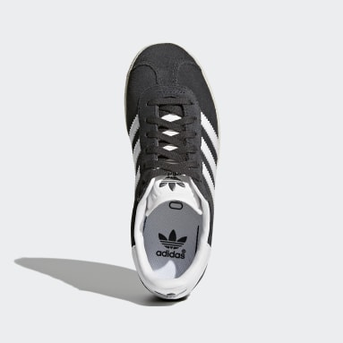 Boys Originals Grå Gazelle sko