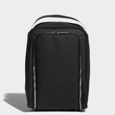 Women Golf Black Shoe Bag