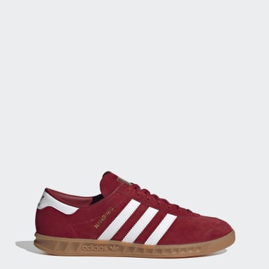 Zapatilla Hamburg Rojo Originals