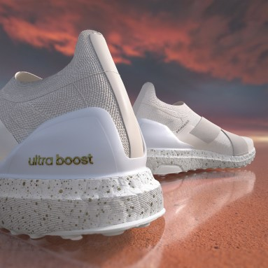Ultraboost Slip-On DNA Shoes Bialy