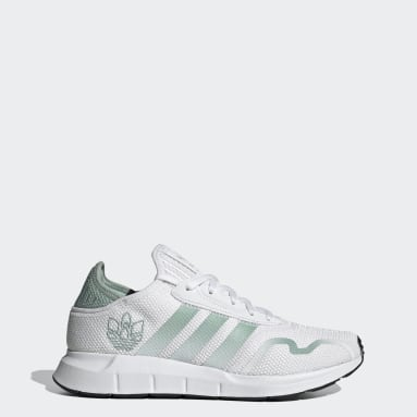 Men's Originals White Swift Run X Shoes