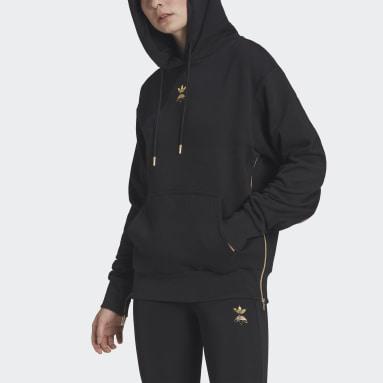 Dames Originals Zwart Hoodie