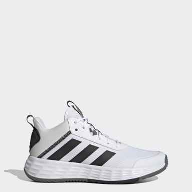 Chaussure Ownthegame Blanc Hommes Basketball