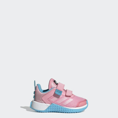 Kinderen Hardlopen Roze adidas x Classic LEGO® Sport Schoenen