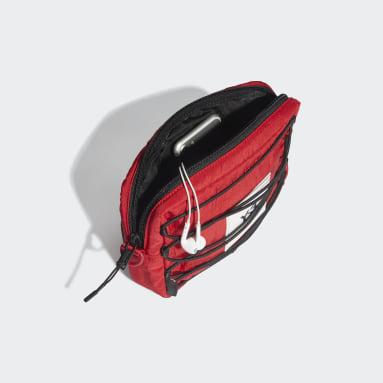 Y-3 Red Y-3 Classic Sling Bag